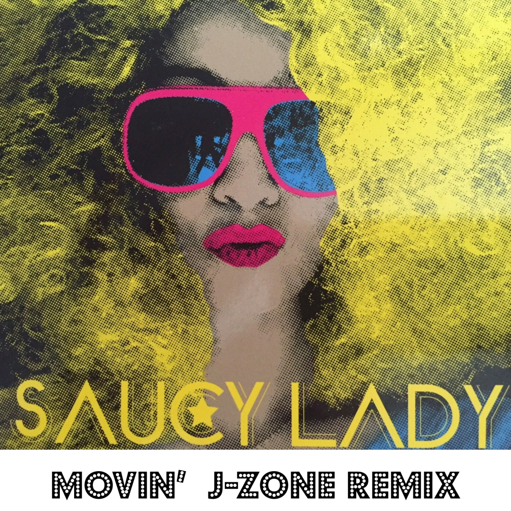 Saucy cover Movin'.001